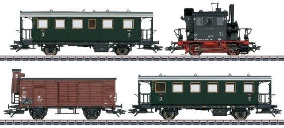 M/ärklin 37215 Diesel Locomotive Multi-Colour