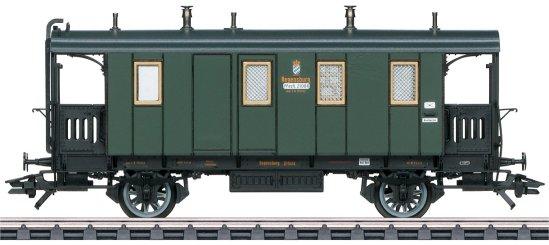 Märklin 41359 vagoni treno rapido carro ccü 3.kl K B traccia h0 BAY STS